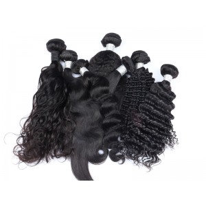 Sample Order For Wholesale 100% Human Hair Weave 1 Bundle/100g or 10g