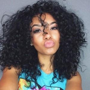 250% Density Full Lace Human Hair Wigs Brazilian Virgin Hair Kinky Curly Full Lace Wigs 24inch