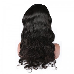 Body Wave 360 Lace Wigs Brazilian Virgin Hair Full Lace Wigs 180% Density 100% Human Hair Wigs Natural HairLine Wigs