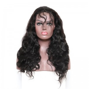 Cheapest Silky Straight 200% Density Lace Closure Wig Pre-Plucked Hairline