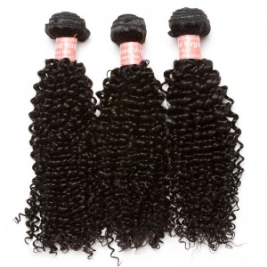 "Clearence sale Kinky Curly Hair Weaves 26""28""30""3 Bundles Brazilian Virgin Human Hair Weaves"