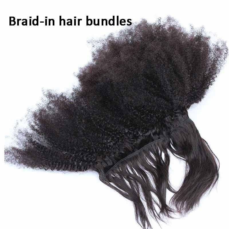 Natural Curly Bundle Hair