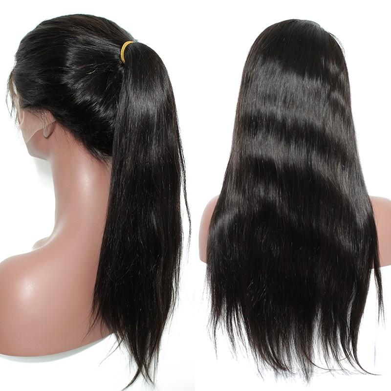 Natural Hair Density