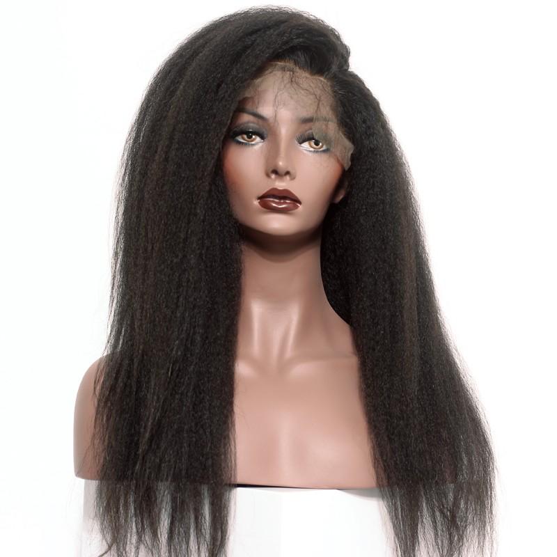 how to wear 360 closure braid wig