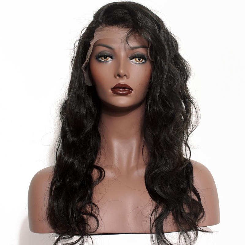 Is Natural Color Human Wig Hair Brown