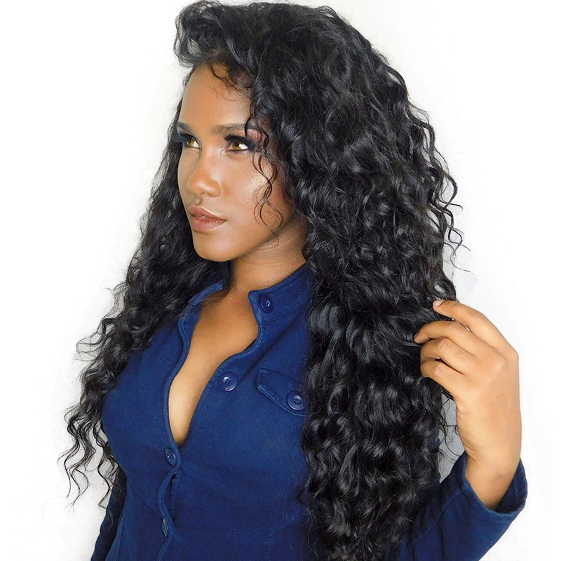 Brazilian Natural Hair Extensions