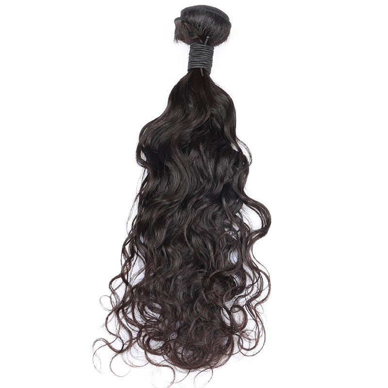 8a Brazilian Virgin Hair Natural Wave Hair Extensions 100 Human