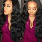 150% Density 360 Lace Wigs Brazilian Virgin Hair Body Wave Full Lace Wigs Human Hair Wigs