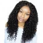13x6 Lace Front Wigs Human Hair Wigs With Baby Hair Brazilian Kinky Curly Lace Wigs Pre-plucked Human Hair Wigs For Women