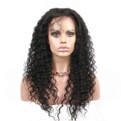 Full Lace Wigs Human Hair With Baby Hair 130% Density Brazilian Glueless Pre-Plucked Full Lace Human Hair Wigs Comingbuy