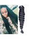 "1 Pieces 24"" 165G/Pc Senegalese Synthetic Crochet Twist Jumbo Braiding Hair Extensions"