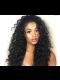 Beautiful 360 Lace Wigs Virgin Brazilian Hair Deep Wave Hair 100% Human Hair Wigs