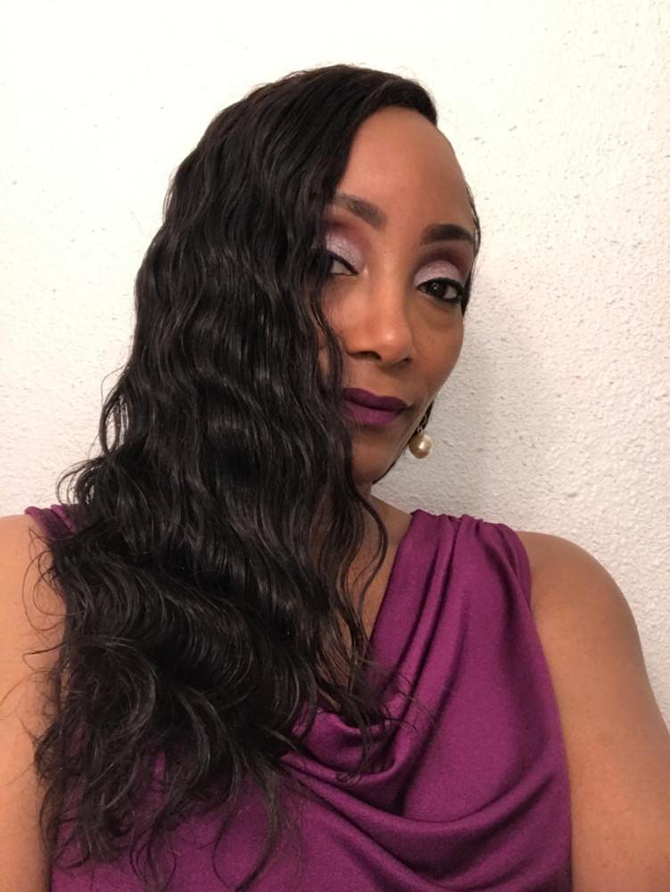 Customer Brazilian Virgin Hair Weave Photos Customer Clip In Hair