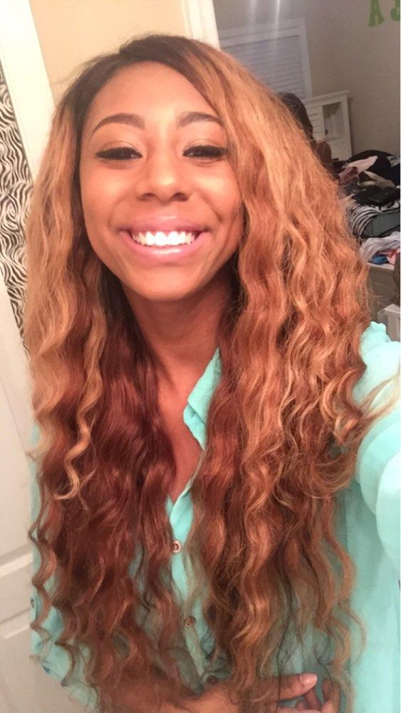 Body Wave Hair Weave 3pcs Bundles with A Three Part Lace Closure