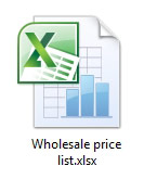 ComingBuy Wholesale price list