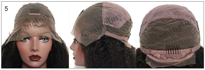 ComingBuy.com Glueless Full Lace Cap,cap5