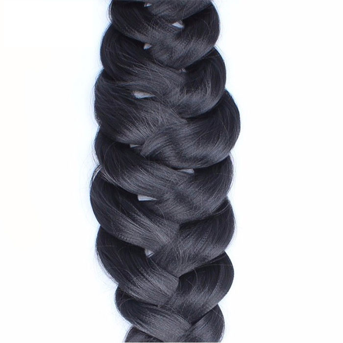 synthetic hair braid